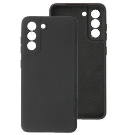 2.0mm Thick Fashion Color TPU Case Samsung Galaxy S21 FE Black
