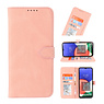 Wallet Cases Case for Samsung Galaxy A22 5G Pink