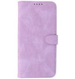 Wallet Cases Hoesje voor iPhone 13 Mini Paars