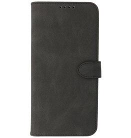 Wallet Cases Hoesje voor iPhone 13 Pro Max Zwart
