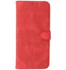 Wallet Cases Hoesje voor iPhone 13 Pro Max Rood