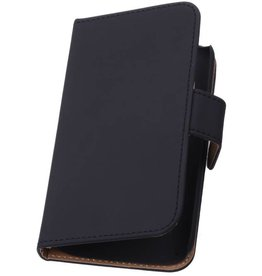 Asend Y530 Bookstyle Hoes voor Huawei Ascend Y530 Zwart