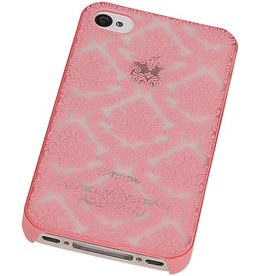PC Palace 3D Back Cover for iPhone 4 Pink