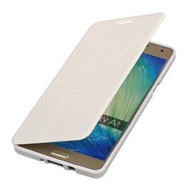 Easybook Typ Tasche für Galaxy A7 Weiß
