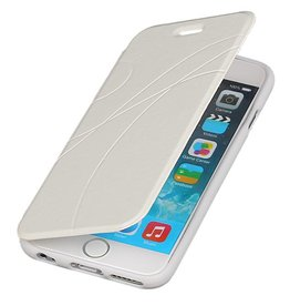 Easy Book Type Case for iPhone 6 White