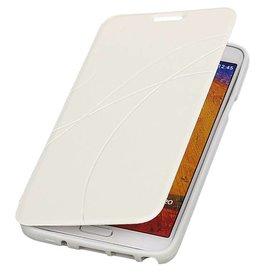 Easy Booktype hoesje voor Galaxy Note 3 Neo Wit