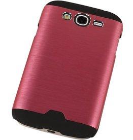 Galaxy Grand Neo i9060 Leichtes Aluminium Hard Case für Galaxy i9082 Groß 9060 Rosa