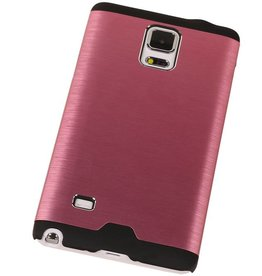 Galaxy Note 4 Light Aluminum Hardcase for Galaxy Note 4 Pink