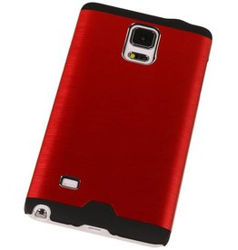 Galaxy Note 3 Neo 7505 Lichte Aluminium Hardcase voor Galaxy Note 3 Neo Rood