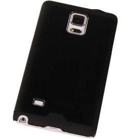Galaxy Note 3 Neo 7505 Lichte Aluminium Hardcase voor Galaxy Note 3 Neo Zwart