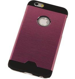 iPhone 6 Plus Lichte Aluminium Hardcase voor iPhone 6 Plus Roze