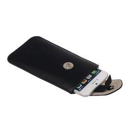 Model 2 Smartphone Pouch Size M (Galaxy S4 i9500) Black