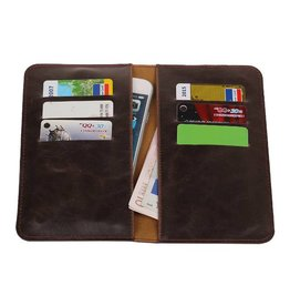 Pull Up Wallet Size M Mocca