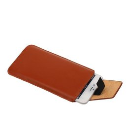 Model 1 Smartphone Pouch for iPhone 6 / S Brown