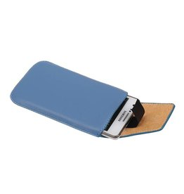 Model 1 Smartphone Pouch Size S (Galaxy S2 i9100) Blue