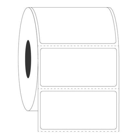 Étiquettes Cryogéniques À Code-Barre - 38,1 x 22,2mm