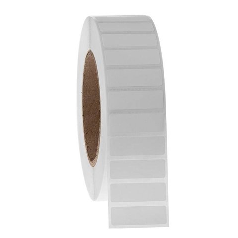 Kryo Barcode Etiketten - 38,1mm x 12,7mm