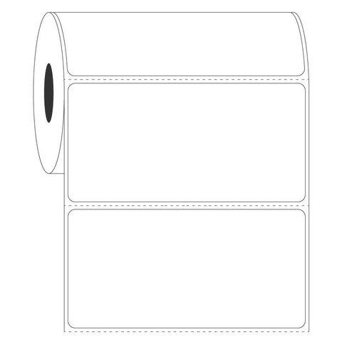 Thermotransfer-Etiketten für Autoklaven - 101,6 x 50,8mm