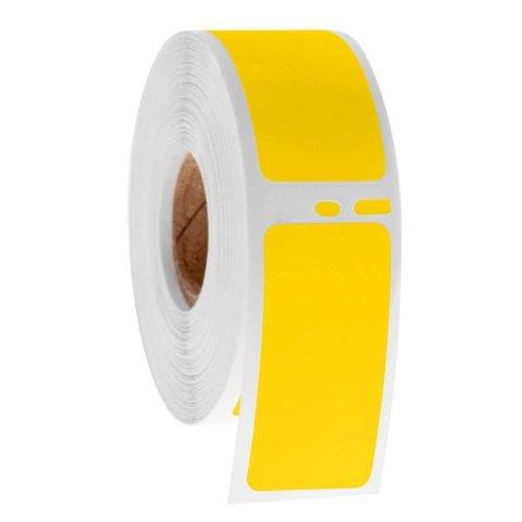 Étiquettes DYMO Cryogéniques - 25,4x54mm Couleurs
