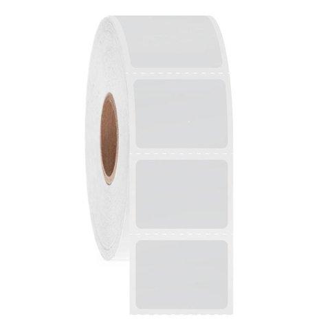 Étiquettes Cryogéniques À Code-Barres - 25,4x 19,1mm