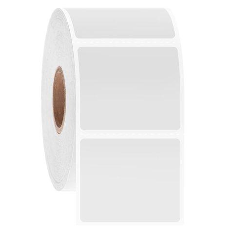 Étiquettes Cryogéniques À Code-Barres - 38,1 x 31,8mm