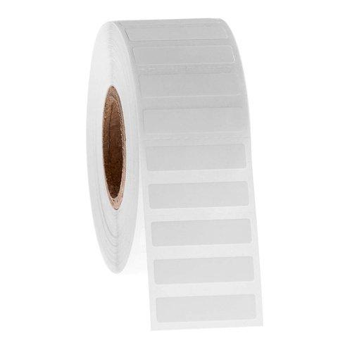 Étiquettes Cryogéniques À Codes-Barres - 25,4 x 6,4mm