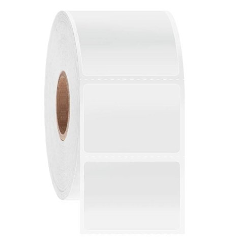 Étiquettes Cryogéniques À Code-Barres - 35,6 x 25,4mm