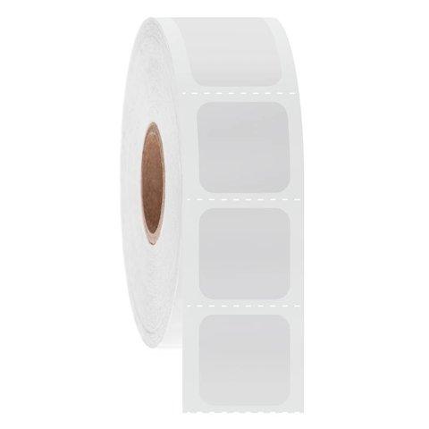 Étiquettes Résistantes au Xylène et aux Solvants 19 x 19mm