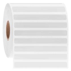 Afneembare Diepvries Etiketten - 67,1 x 7mm / Thermal Transfer