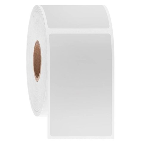 Cryo Removable Labels - 38.1 x 63.5mm / Thermal Transfer