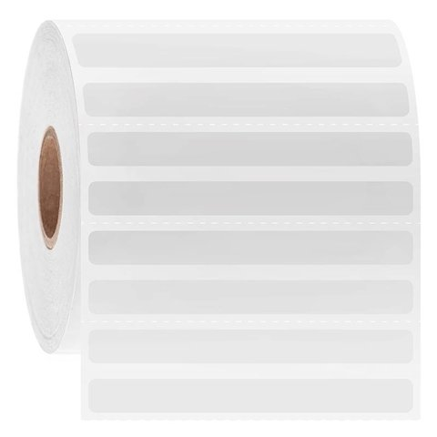 Cryo Thermal Transfer Barcode Labels 67.1mm x 7mm