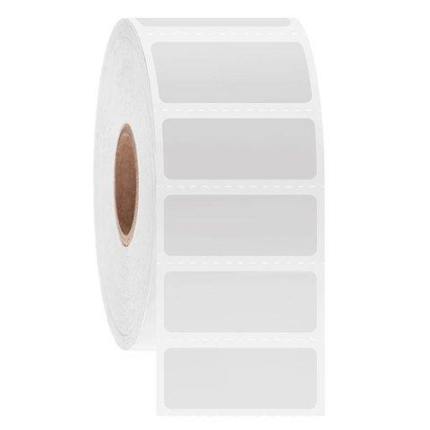Étiquettes Cryogéniques À Codes Barres - 31,8 x 12,7mm