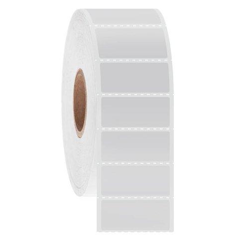 Étiquettes Cryogéniques À Code-Barres - 25,4 x 11,1mm