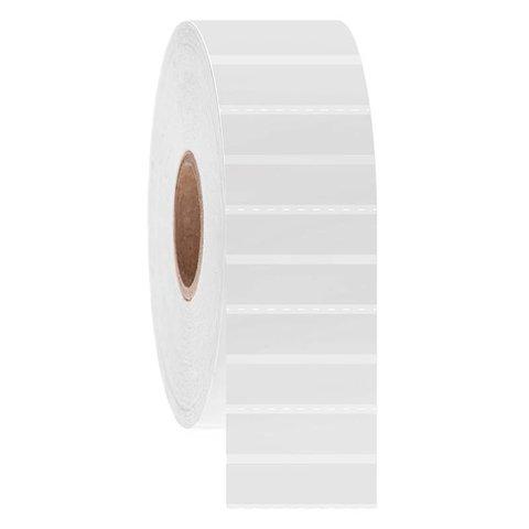 Kryo Barcode Etiketten - 25,4 x 6,9mm