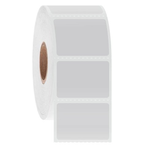 Cryogenic Barcode Labels - 31.8 x 22.2mm