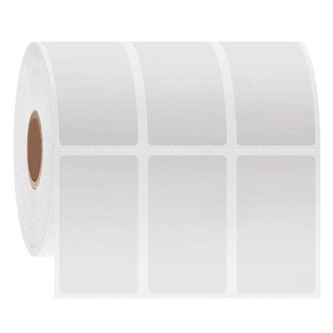 Étiquettes Cryogéniques À Code-Barres - 25,4 x 44,5mm