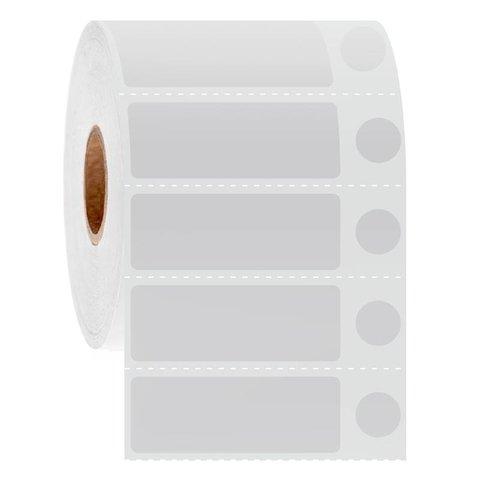 Криогенные Штрих-Код Этикетки - 44 x 16 + Ø 9,5мм