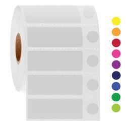 LabID™-Cryo barcode etiketten 44x16 + Ø 9,5mm
