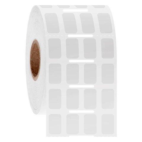 Étiquettes Cryogéniques À Code-Barres - 7,9 x 12,7mm