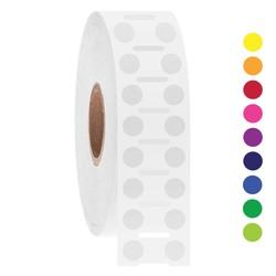 LabID™ - Криогенные штрих - код этикетки 6,4мм (круглые)