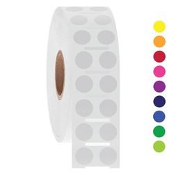 LabID™ - Криогенные штрих - код этикетки 9мм (круглые)