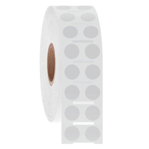 Cryo Barcode Etiketten - Ø 9mm (Rond)