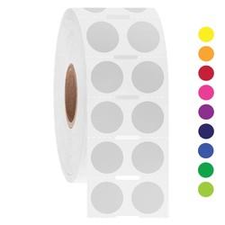 LabID™ - Cryo barcode etiketten Ø 12,7mm rond (Notch)