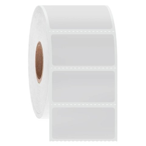 Cryo Removable Labels - 38.1 x 19.1mm / Thermal Transfer