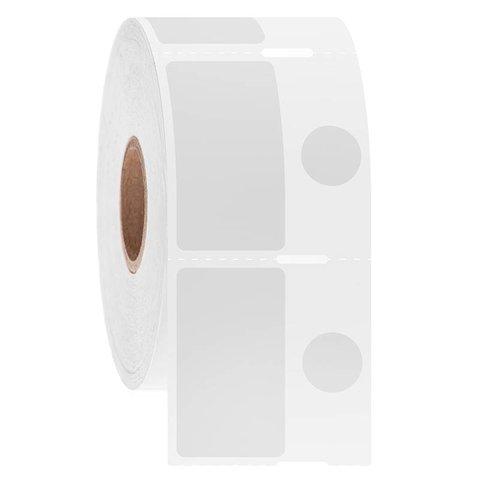 Kryo Barcode Etiketten - 20 x 35 + Ø 11mm