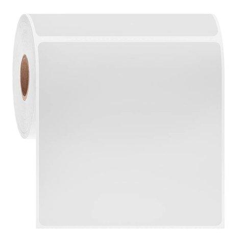 Kryo Barcode Etiketten - 101,6 x 101,6 mm