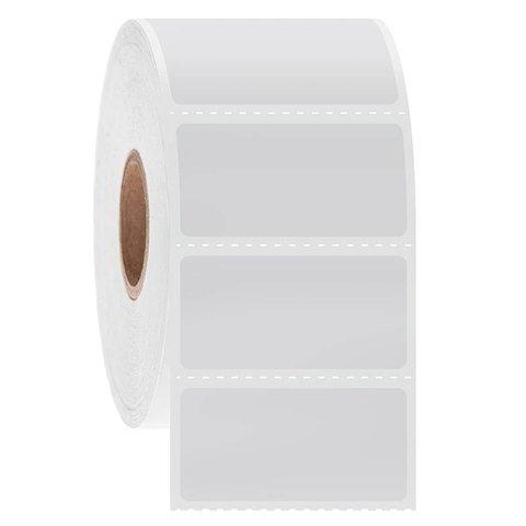 Étiquettes Cryogéniques À Code-Barre - 38,1 x 19,1mm