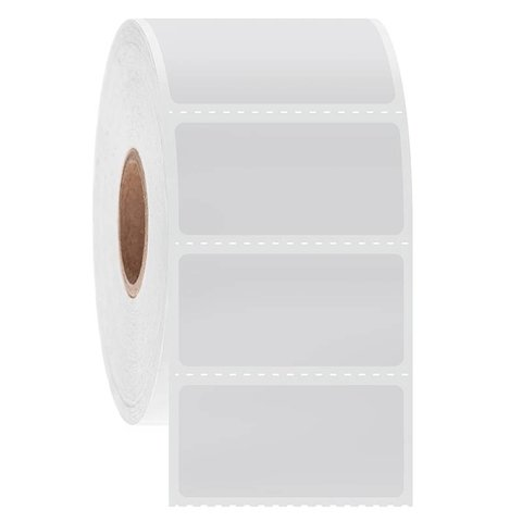Kryo Barcode Etiketten - 38,1mm x 19,1mm