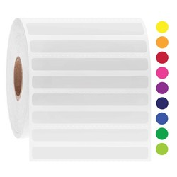 LabID™ - Kryo Barcode Etiketten 67,1mm x 7mm