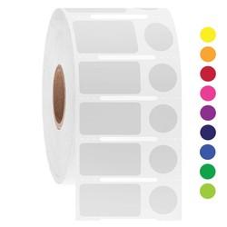 LabID™ - Kryo Barcode Etiketten - 23,9 x 12,7 + Ø 11,1mm